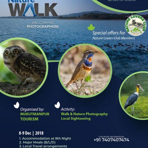naturewalk mukutmanipur